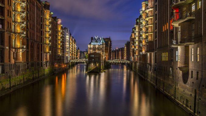 Reise nach Hamburg