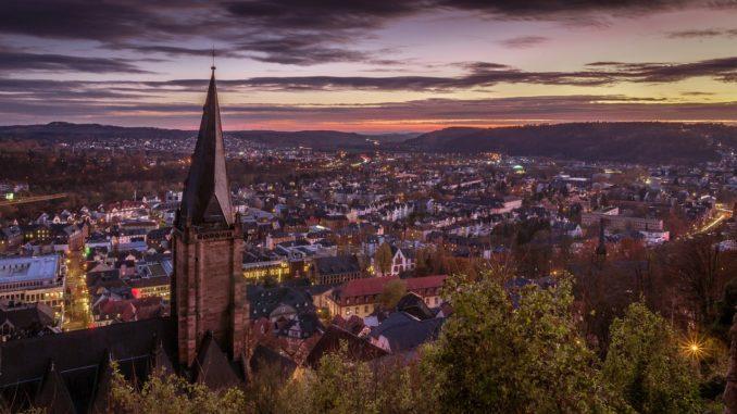 Stadt in Hessen