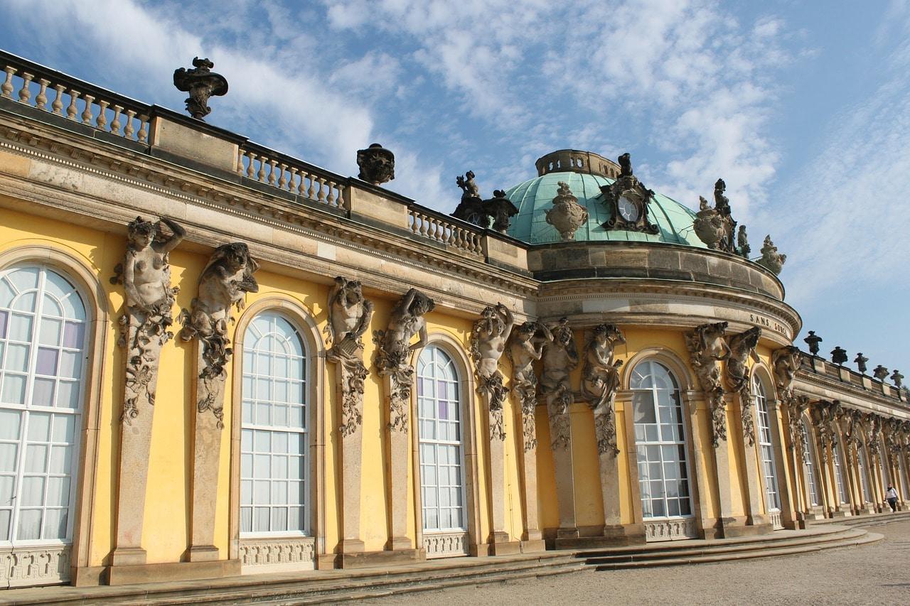 Städtereisen - Urlaub in Potsdam   DEUTSCHLANDURLAUBER