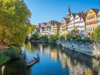 Städtereise Tübingen