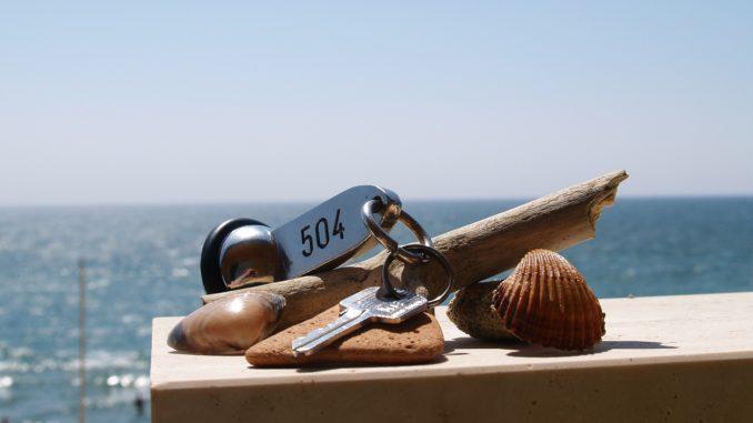 Schlüssel im Urlaub verloren